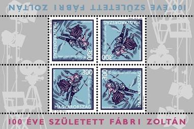 100 éve született Fábri Zoltán