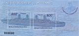 100 ÉVE SÜLLYEDT EL A TITANIC - BÉLYEGBLOKK