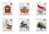 2018 Postatörténet II. - Postal history II