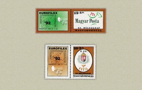 BÉLYEGNAP 65. - EUROFILEX - SOR