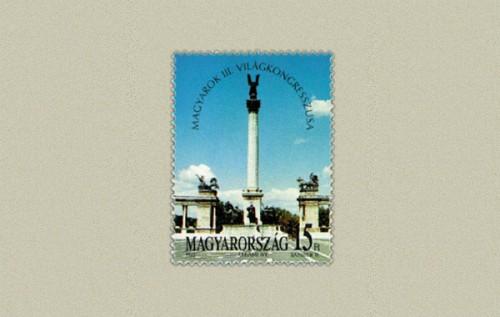 A MAGYAROK III. VILÁGKONGRESSZUSA