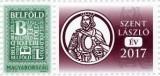 Szent László emlékév bélyeg – Saint Ladislaus memorial year stamp