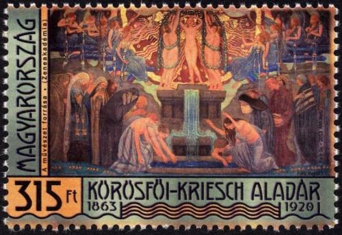 JELES MAGYAROK: KÖRÖSFŐI-KRIESCH ALADÁR