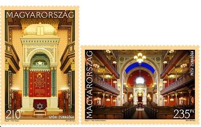 Magyarországi zsinagógák V. -  Synagogues in Hungary V