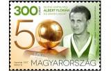 50 éve kapta meg Albert Flórián az Aranylabdát - Flórián Albert won the Ballon d'Or 50 years ago