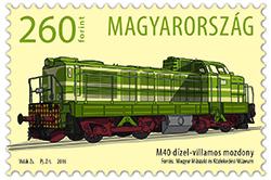 50 éve Állt Forgalomba az első M40 ‑es Mozdony Magyarországon