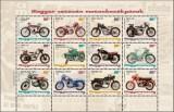 Magyar veterán motorkerékpárok